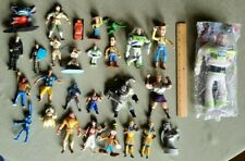 HUGE LOT of Disney Figures! Hercules, Toy Story Including Buzz Lightyear Puppet!