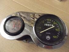 PIAGGIO SCOOTER CLOCK CONSOLE 0-120KPH 16