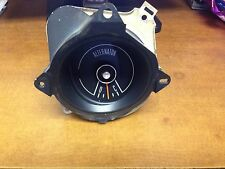 1969 1970 FORD MUSTANG MACH 1 DELUXE ALTERNATOR GAUGE - GOOD TESTED