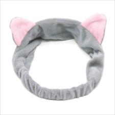 Kawaii Lady Cat Ears Hairband Headdress Head Band Makeup Hair Accessories Tools