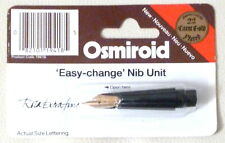New 22K 'Easy Change' Calligraphy Nib Unit- Rola Extra Fine