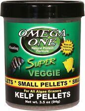 Omega One VEGGIE KELP PELLETS FLOATING SMALL 99G