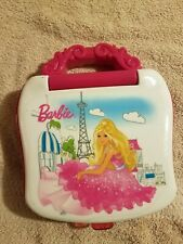 Oregon Scientific  Barbie laptop computer Toy Mattel Works  Batteries Included