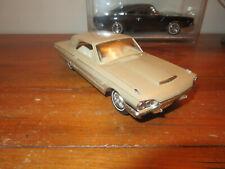 1965 Ford Thunderbird Promo