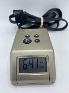 Intermatic TB121 Digital Tabletop Lamp and Appliance Timer FREE SHIPPING