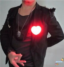 Heart light (Red color) - Magic Trick,stage Magic,close up,Fun,Magic for Lover