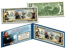 MARTIN LUTHER KING (MLK) * 50th Anniversary * U.S. $2 Bill Genuine Legal Tender