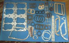 full? gasket set for 1937-1948 Cadillac 322 and 346 engine and extras