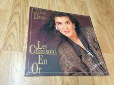 """CELINE DION LP """" Les Chansons En Or """" TBS Canada 1986'"""