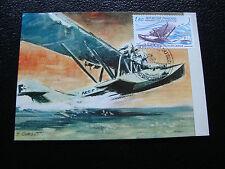 FRANCE - carte 1er jour 4/12/1982 (hydravion croixdu sud) (cy46) french