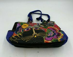 Laurel Burch Cat Handbag NEW (A)(R7)