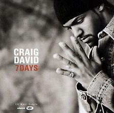 David, Craig, 7 Days, Excellent Single