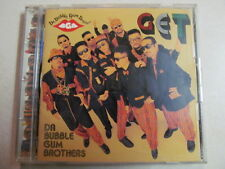 DA BUBBLE GUMS BROTHERS GET JAPAN IMPORT OOP CD OLD SCHOOL RAP HIP HOP FUNK RARE