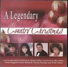Christmas With Country's Finest, Vol 1 by Various Artists Nelson Gayle Lynn New!