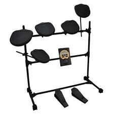 New Pyle PED041 Digital Drum Set Electronic Drum Machine System (5-Pad Drum Kit)