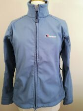 Women's UK14 Berghaus JacketElements Softshell Windstopper  Weatherproof Hiking