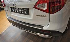 Suzuki Vitara ab 2015  Ladekantenschutz Edelstahl  mit Abk. Carbon Optik