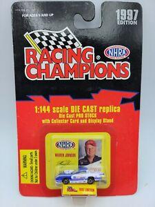 Warren Johnson Pro Stock Racing Champ 1:144 Scale Diecast NHRA 1997 edition