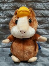 """Wonder Pets Fisher Price Linny Guinea Pig With Cape Plush Stuffed Toy 9"""""""