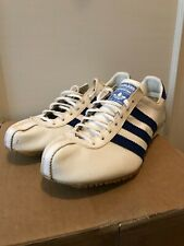 Vintage Adidas Made in France Sprinter Model Shoes size 7 1970s