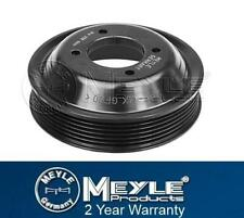 BMW E39 520i, 523i, 528i upto 09/1998 Water Pump Pulley MEYLE manfct 11511730554