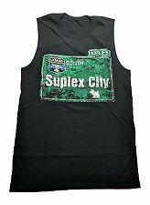 Brock Lesnar Suplex City Mens Sleeveless Muscle T-shirt