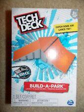 Teck Deck Build-a- Park Launch to Quarter Pike