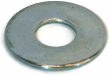 Flat Washers Grade A Zinc Plated SAE - 5/16