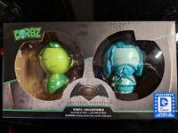 Funko Batman v Superman DORBZ DC Legion of Collectors Exclusive Aquaman 2 Pack