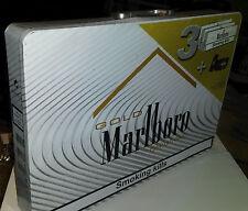 Marlboro paquet cigarette malette box boite métal collector limité limited
