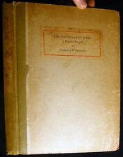 1907 D'ANNUNZIO DAUGHTER OF JORIO 1st AMERICAN ED WRAPS IN HARDCOVER POET LORE