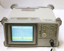Advantest U4941 Spectrum / RF Field Analyzer 9 kHz to 2.2 GHz