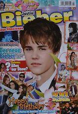 JUSTIN BIEBER - Picture Star Magazin 02/2011 + XXL Poster - Clippings Sammlung