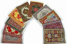 Krippenfiguren Krippenzubehör Teppiche 10 Stück Größe ca.10x16cm