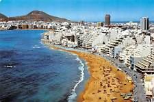 Spain Playa de Las Canteras Las Palmas de Gran Canaria Beach