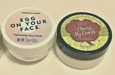 Perfectly Posh products Egg on Your Face mask  Call Your Shrink  Cheers My Dears