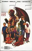 Fantastic Four FF Comic 12 Cover A Steve Epting First Print 2012 Hickman Marvel