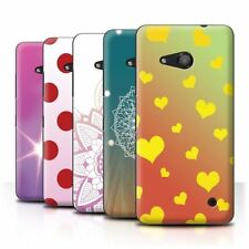 Mobile Phone Fitted Cases/Skins for Microsoft Lumia 550