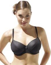 Panache SW0369 Swimwear Geneva Bikini Top Black 30DD