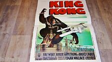 KING KONG !   affiche cinema