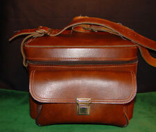 Vintage 1960's or 70's Camera and Gadget Shoulder Bag  -