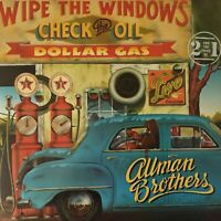 ALLMAN BROTHERS BAND Wipe The Windows, Check The Oil... 1976 (Vinyl Double LP)
