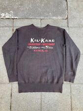 Warehouse Dubbleworks Black Loopwheeled Sweatshirt Kil-Kare XL Japan Pullover