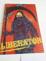 Black Mask Studios Comics Liberator 1 SUPER RARE VARIANT! 9.6 - 9.8! Beautiful!!