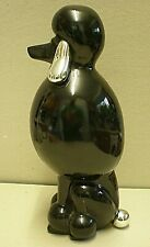 More details for large stylized french poodle (b51)