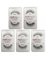 Red Cherry Lashes - 100% Human Hair False Eyelashes - High Quality Lashes