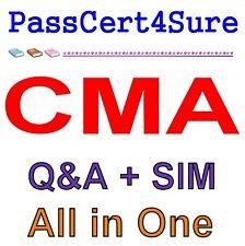 IMANET Certified Management Accountant CMA Exam QA+SIM