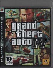 JEUX  PS3 en très bon état : GTA GRAND THEFT AUTO IV FOUR