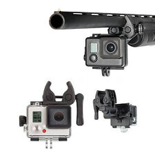Fishing Rod Bow Arrow Gun Sportsman Mount Clip for GoPro Hero 4 3 + 3 2 Camera