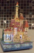 Disney Traditions Jim Shore Beauty and Beast Enchanted Kingdom #4013250